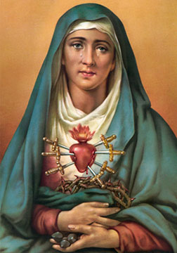 Our Lady of Quito / Our Lady of Sorrows