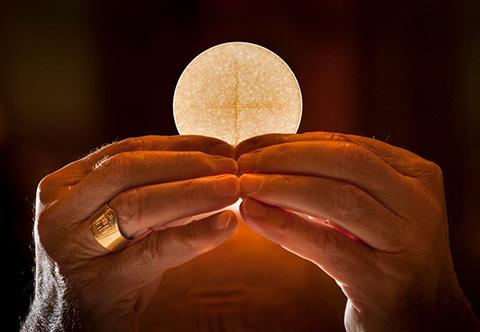 Prayer for Adoration of the Blessed Sacrament, by St. Alphonsus Ligouri