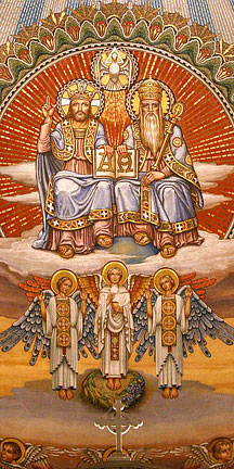 God the Most Holy Trinity: the Athanasian Creed, or Quicumque Vult